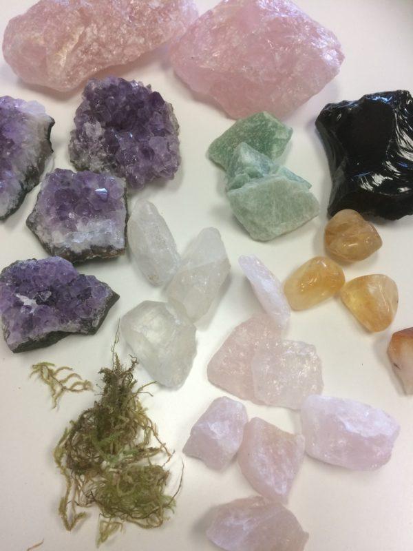 Moss & Co Crystal Range